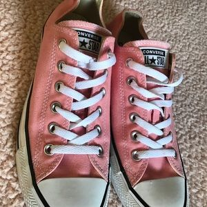 Pink All Star Low Top Coverse
